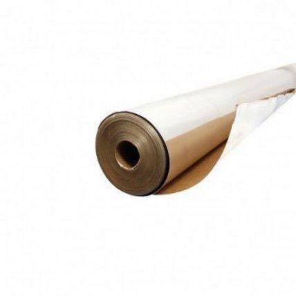 Фольга на бумажной основе АЛУКРАФТ КРАСНЫЙ 30м2(1,2м*25п/м)