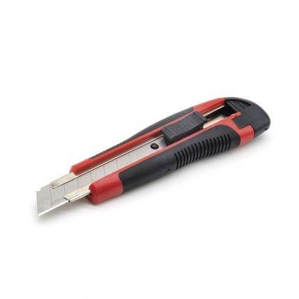 Нож пистолетный УПРОЧ. 18мм / автофиксатор (25063)