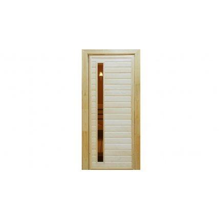 Дверь банная стекло 0.7*1.7 (МЛ)