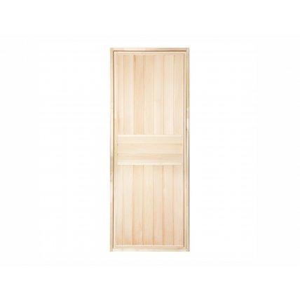 Дверь банная глухая 0.7*1.7 (МЛ)