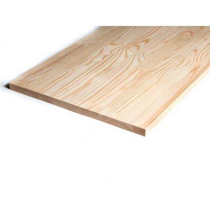 20*200*0,9 Щит мебельный лиственница