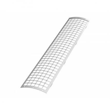 Решетка желоба защитная бел. (0,6м.п.)