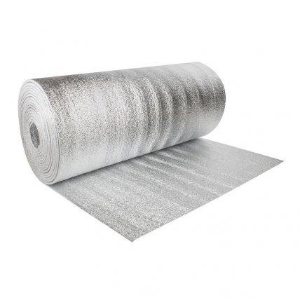 Изолайк FS 2мм (1,2*25) ПЛ 30 м2 (фольгир)
