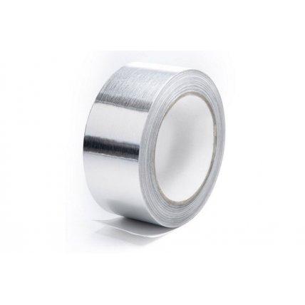 Скотч алюминиевый 50мм*40м