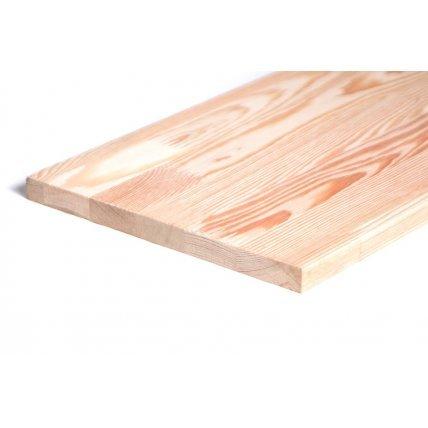 Щит мебельный лиственница 18*200*3000