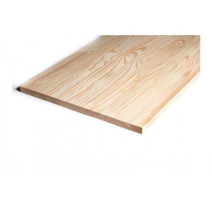 18*600*2000 Щит мебельный лиственница