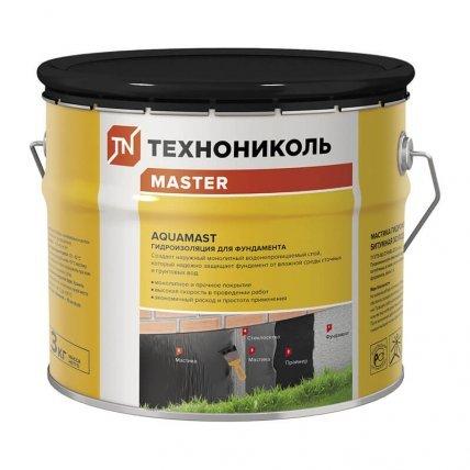 Мастика битумно-резиновая 3 кг (кровля)