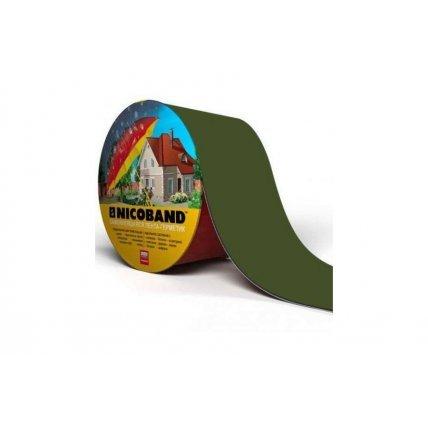 Никобенд Самоклеящаяся герметизирующая лента (зеленый) 3м*5см