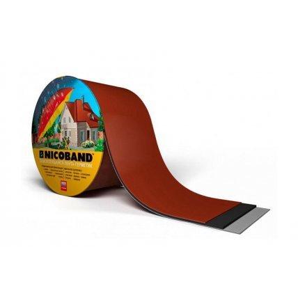Никобенд Самоклеящаяся герметизирующая лента (коричневый) 3м*5см