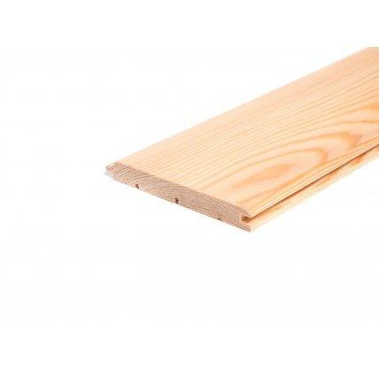 14*110*1,5м Имитация бруса (лиственница) кат АВС