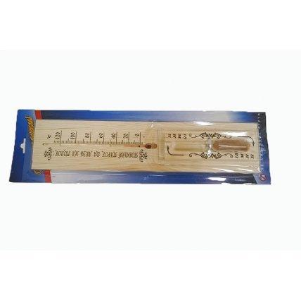 Термометр+песочные часы Банная станция