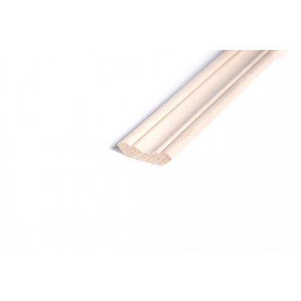 Плинтус половой из липы 2,8м