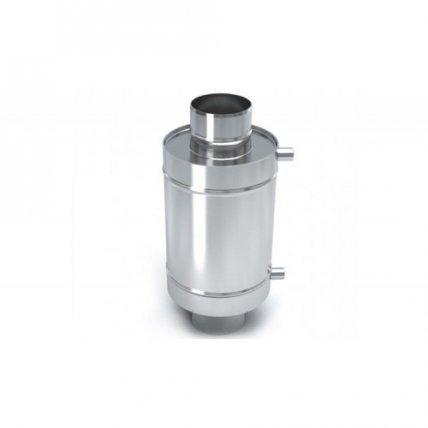 Бак теплообменник КПД 7л (202/1,0мм) диам115