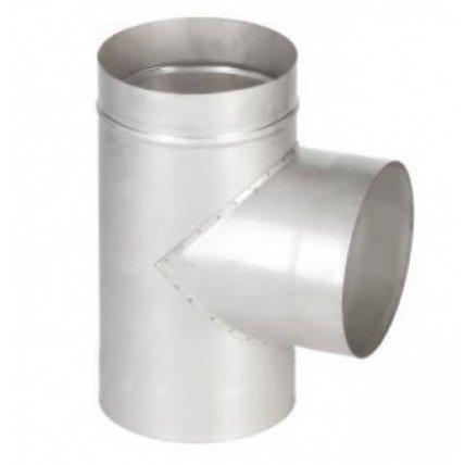 Тройник 90* КПД (409/1,0мм)  диам115