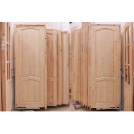21-10 Д/Г (90см по полотну) Дверной блок (ИПН)