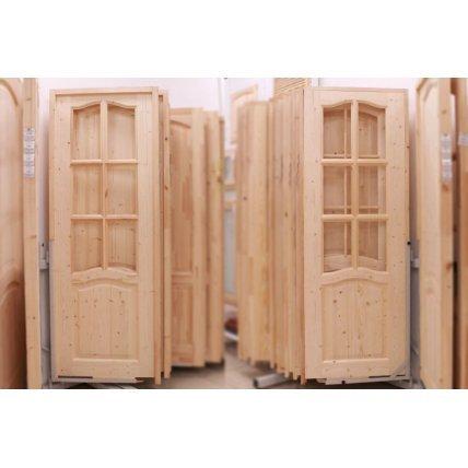 21-10 Д/О (90см по полотну) Дверной блок (ИПН)