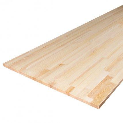 18*600*1000 Щит мебельный лиственница