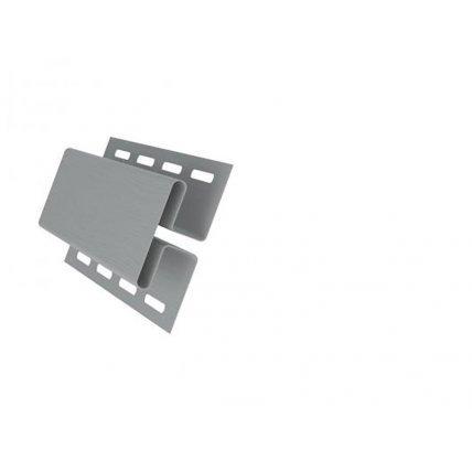 Профиль H соед 3,00 GL серый