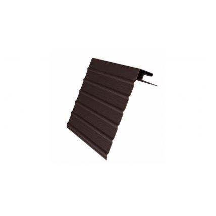 Фаска J 3,0  коричневая