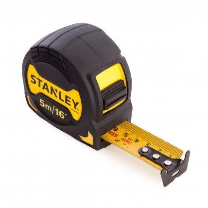 Рулетка  Stanley Grip Tape 5m x 28mm STHTO-33561