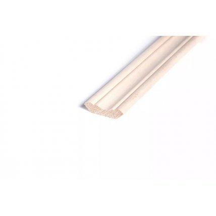 Плинтус половой из липы 2,7м