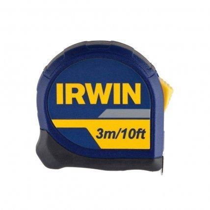 Рулетка метрическая Standart IRWIN 13мм*3м OPP