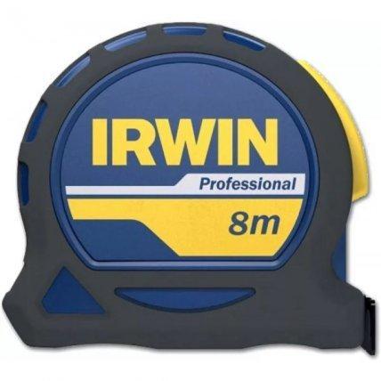 Рулетка метрическая Standart IRWIN 25мм*8м OPP