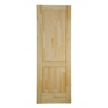 21-10 ДГ ВХОДНАЯ (полотно 20-9)Дверной блок (Вега)
